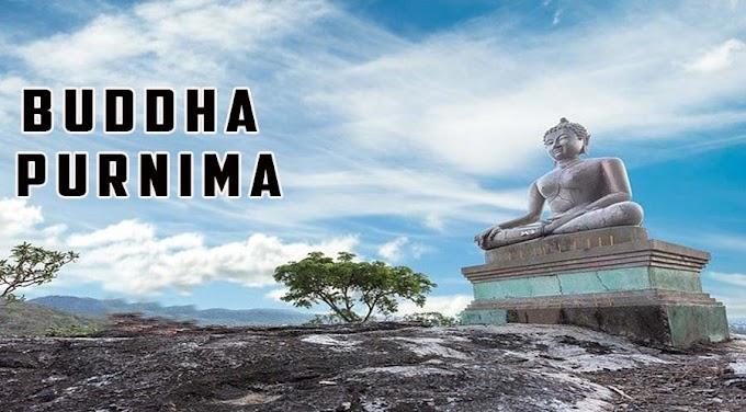 2022 Buddha Purnima Date & Time - Buddha Jayanti Date