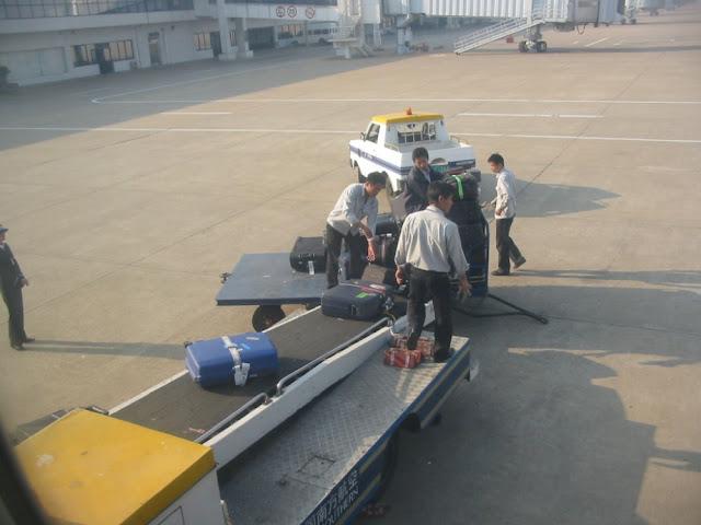 Flughafen Wuhan