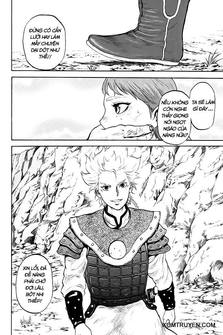 Horizon (okada takuya) chap 48 [end] trang 6