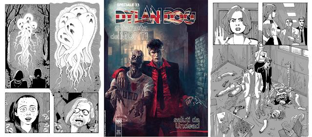 Dylan Dog - Il pianeta dei morti #5 - Saluti da Undead