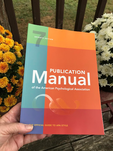 Paperback 7th Edition American Psychological Association ...