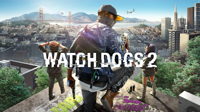 Free Download Watch Dogs 2 Full Crack CPY For Pc
