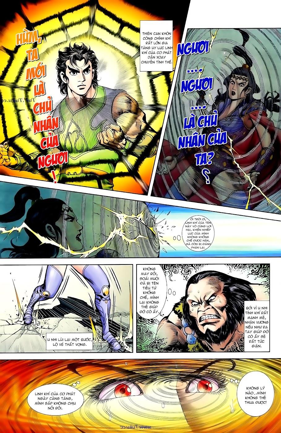 Cơ Phát Khai Chu Bản chapter 92 trang 19