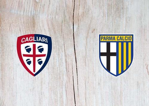 Cagliari vs Parma -Highlights 17 April 2021