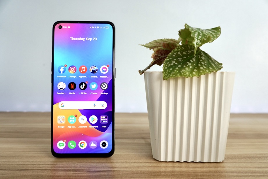 realme Gt Master Edition Review - Display