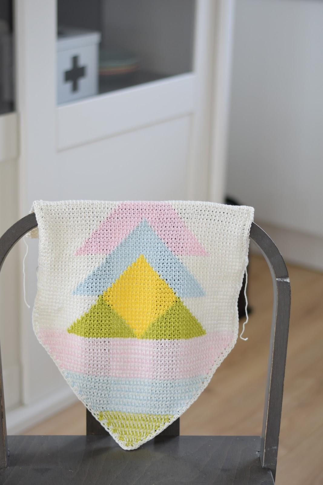 Madebyleen Blog Over Haken Crochet Blog Review Boek Tunisch