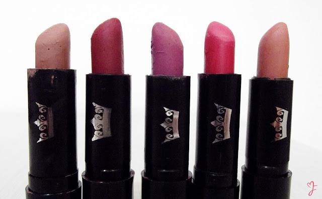 queen makeup, marcas de batom, batom queen, batom queen makeup