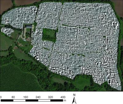 Ειδικό ραντάρ αποκαλύπτει ολόκληρη αρχαία ρωμαϊκή πόλη 1