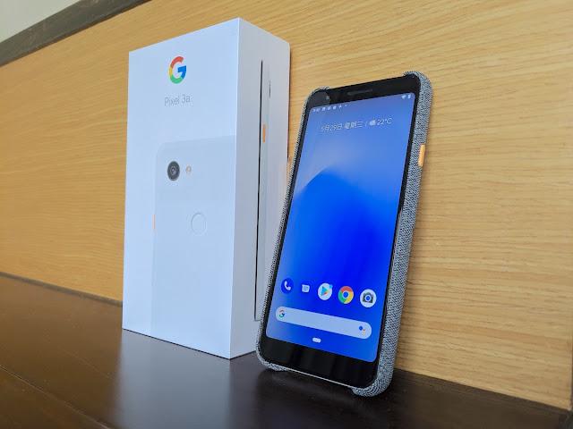 [科技] [手機] Google Pixel 3a 中階機開箱: 以下犯上同 Pixel 3 相機規格,價格只要一半怎麼選(內含實拍比較)