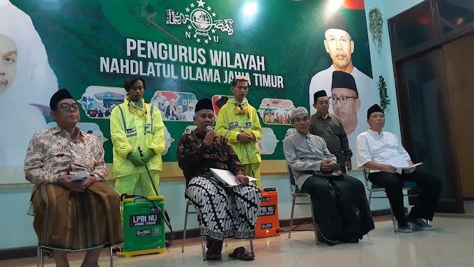 Soal Covid-19, PWNU Jatim Imbau Media Sajikan Berita Positif