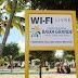 Wi-fi Livre é inaugurado na Praça Manoel Ribeiro Soares, em Baixa Grande