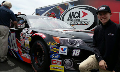 Several ARCA Drivers Approved For Race Through Pocono Testing Opportunity