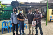 Ketua Pewarta Kembali Santuni Keluarga Kepling di Medan Area