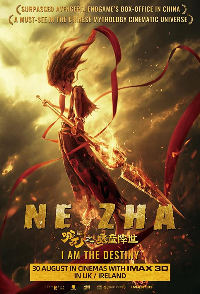 Nonton Download Film Ne Zha (2019) Full Movie Sub Indo