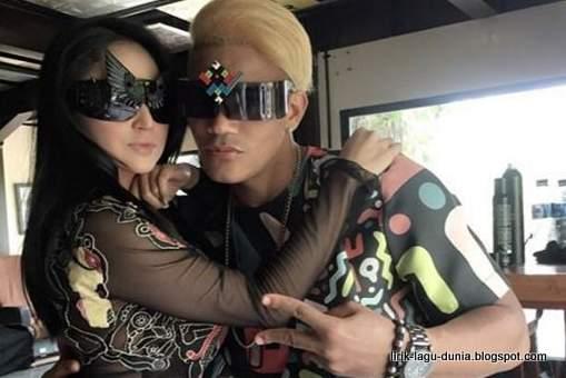 Fabio Dita dan Dewi Perssik