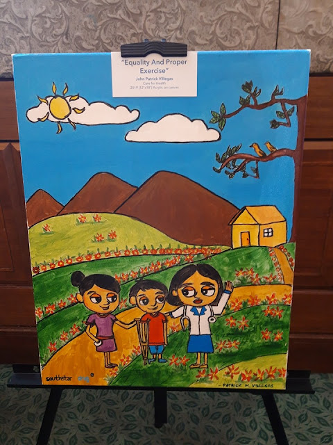 persons with disability art