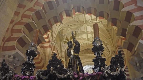 Jesús Nazareno presidirá el Vía Crucis de las Cofradías de Córdoba