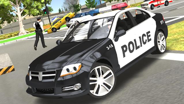 لعبة Police Car Chase - Cop Simulator