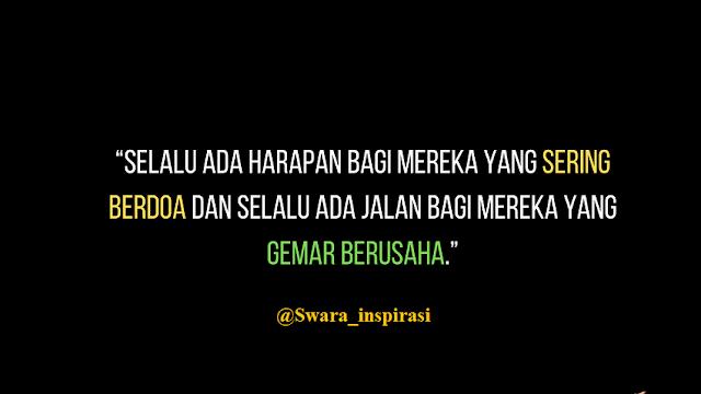 Quotes Tentang Kerja Keras dan Sukses