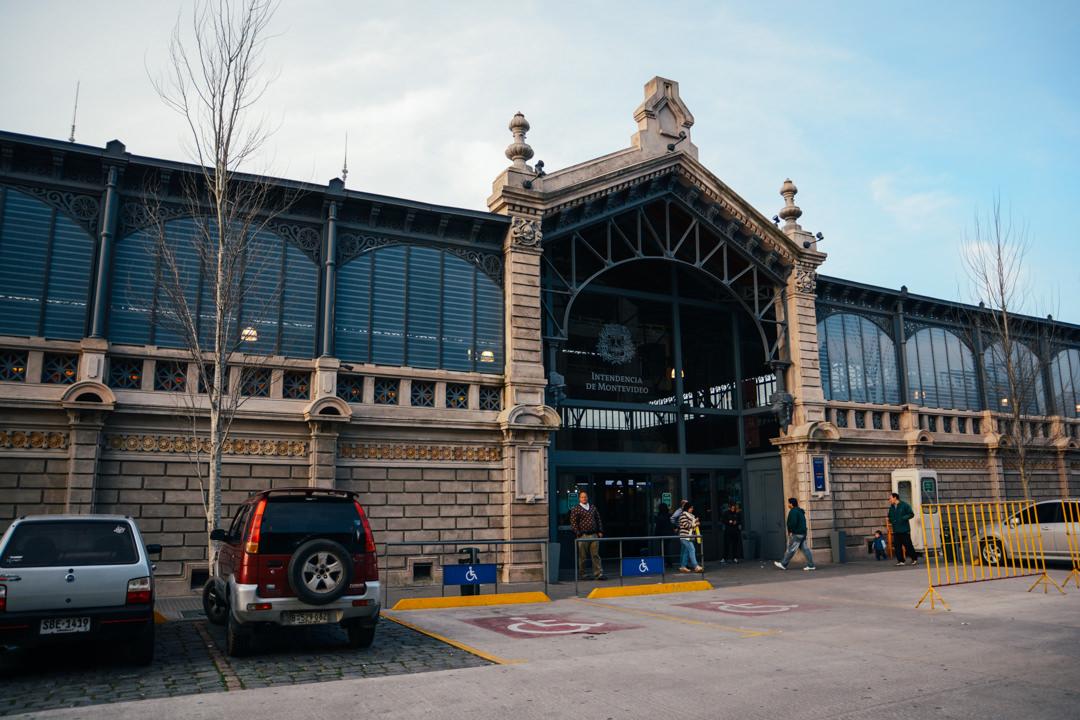 Mercados de Montevideu