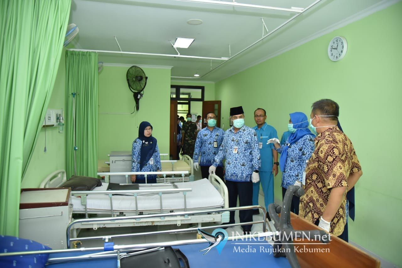 RSDS Kebumen jadi Rumah Sakit Rujukan Lini Kedua Penanganan Corona