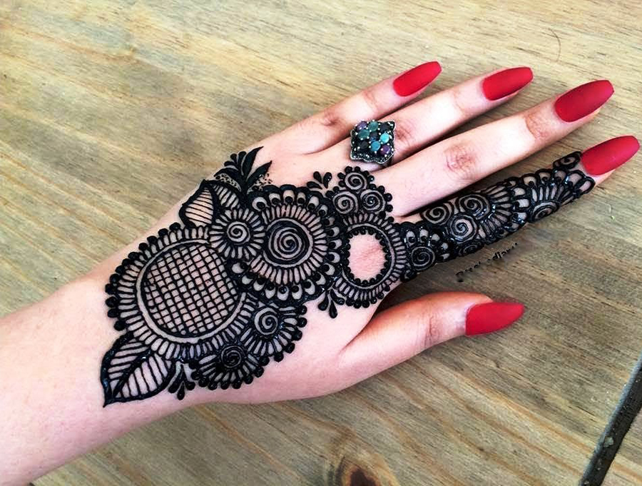 Mehandi Designs Photos Hd