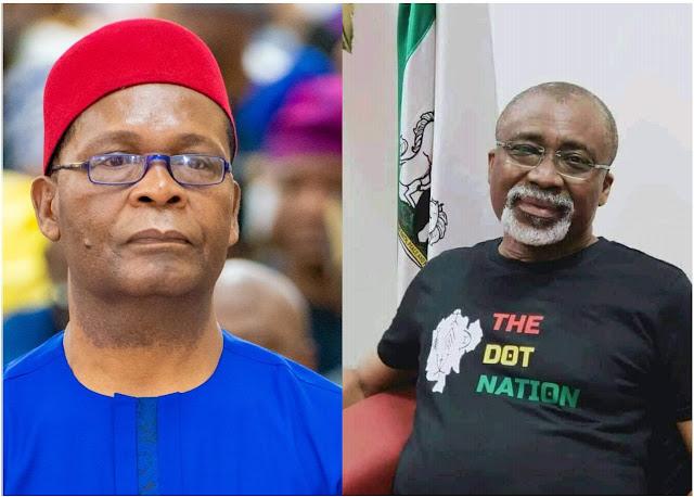Dot Nation: Biafra Group Slams Joe Igbokwe Over Comment On Abaribe