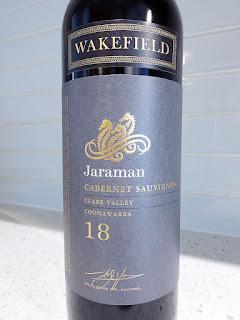 Wakefield Jaraman Cabernet Sauvignon 2018