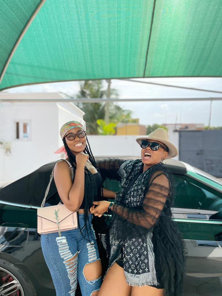 Yemi Alade and Mzvee Are Set to Get us Another Banger.