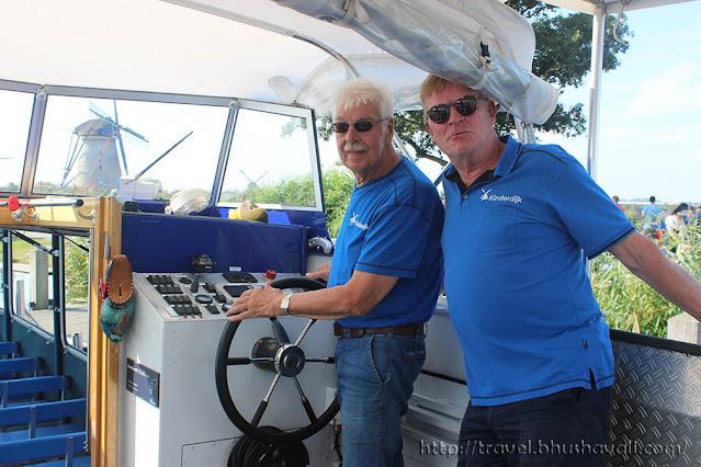 Kinderdijk Windmills Boat Tour