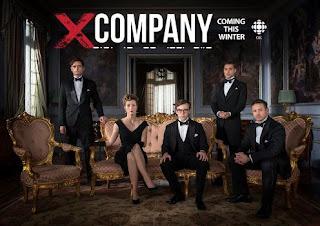 X Company Temporada 2 Poster