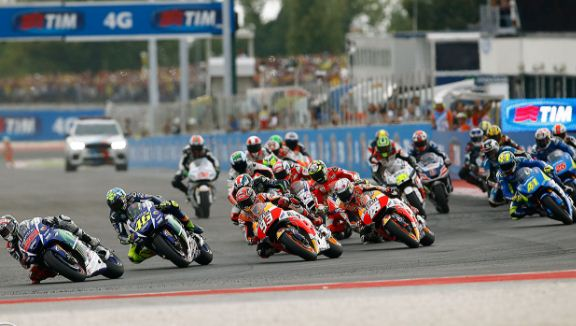 Jadwal MotoGP Italia 2017 di San Marino Misano