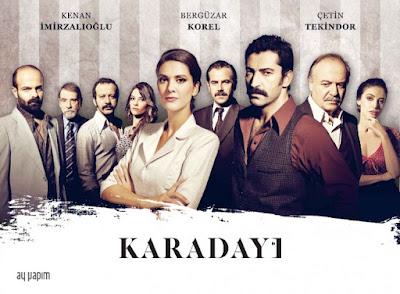 القبضاي Karadayı
