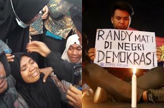 Mahasiswa Ditembak Mati Saat Demo Tolak RUU KUHP di Kendari, Keluarga: Kami Ingin Tanggung Jawab Kepolisian!