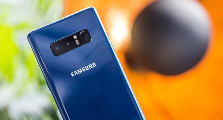 Fitur Samsung Galaxy Note 8