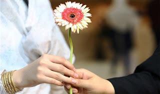 سر السعادة الزوجية في سعادة المرأة
