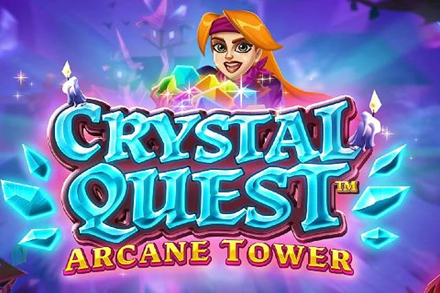 ULASAN SLOT THUNDERKICK CRYSTAL QUEST ARCANE TOWER