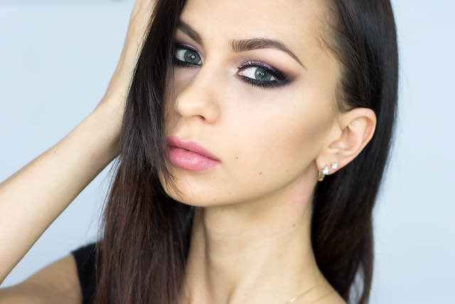 Kinga Czarnecka-Kamini Makeup-wizażystka Poznań-makijażystka Poznań-makijaż-makeup