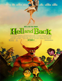 Hell and Back (2015) [Latino]