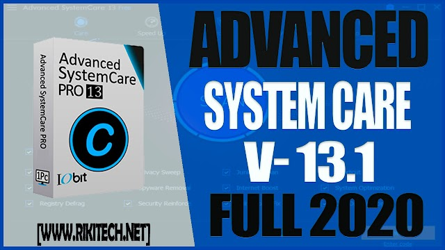 Iobit Advanced SystemCare 13.1