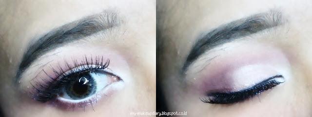 EOTD Inez Pattaya Eyeshadow Quad Palette