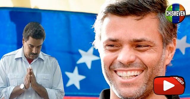 Leopoldo López viajó a Colombia para crear un Frente internacional contra Maduro