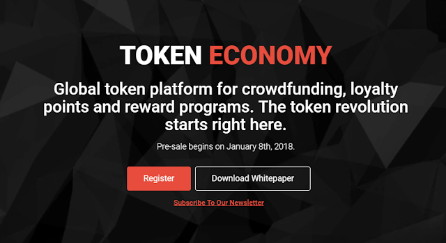 Tokenomy, Project Token Baru dari VIP Bitcoin Indonesia - Riswan.net