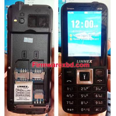 Linnex LE32 Flash File