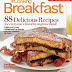 88 Delicious Recipes For Breakfast
