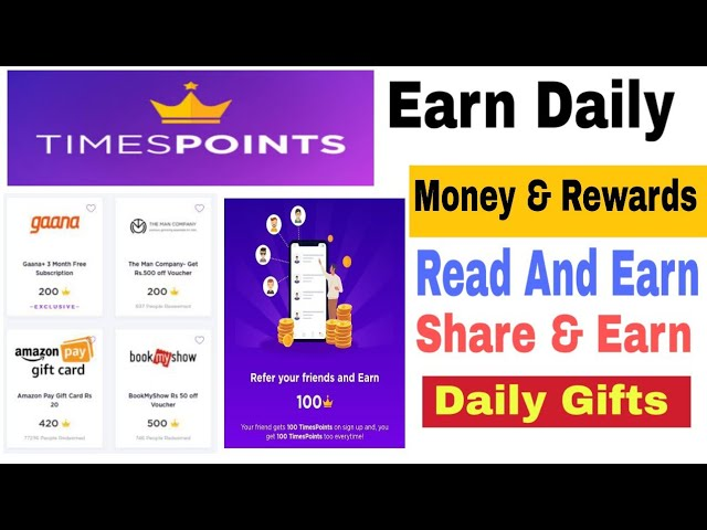Read Articles and Earn Money From Timespoint in 2020