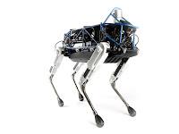 Lembut dicetak 3D Robot Agile Bahkan Pada Pasir Dan Batu