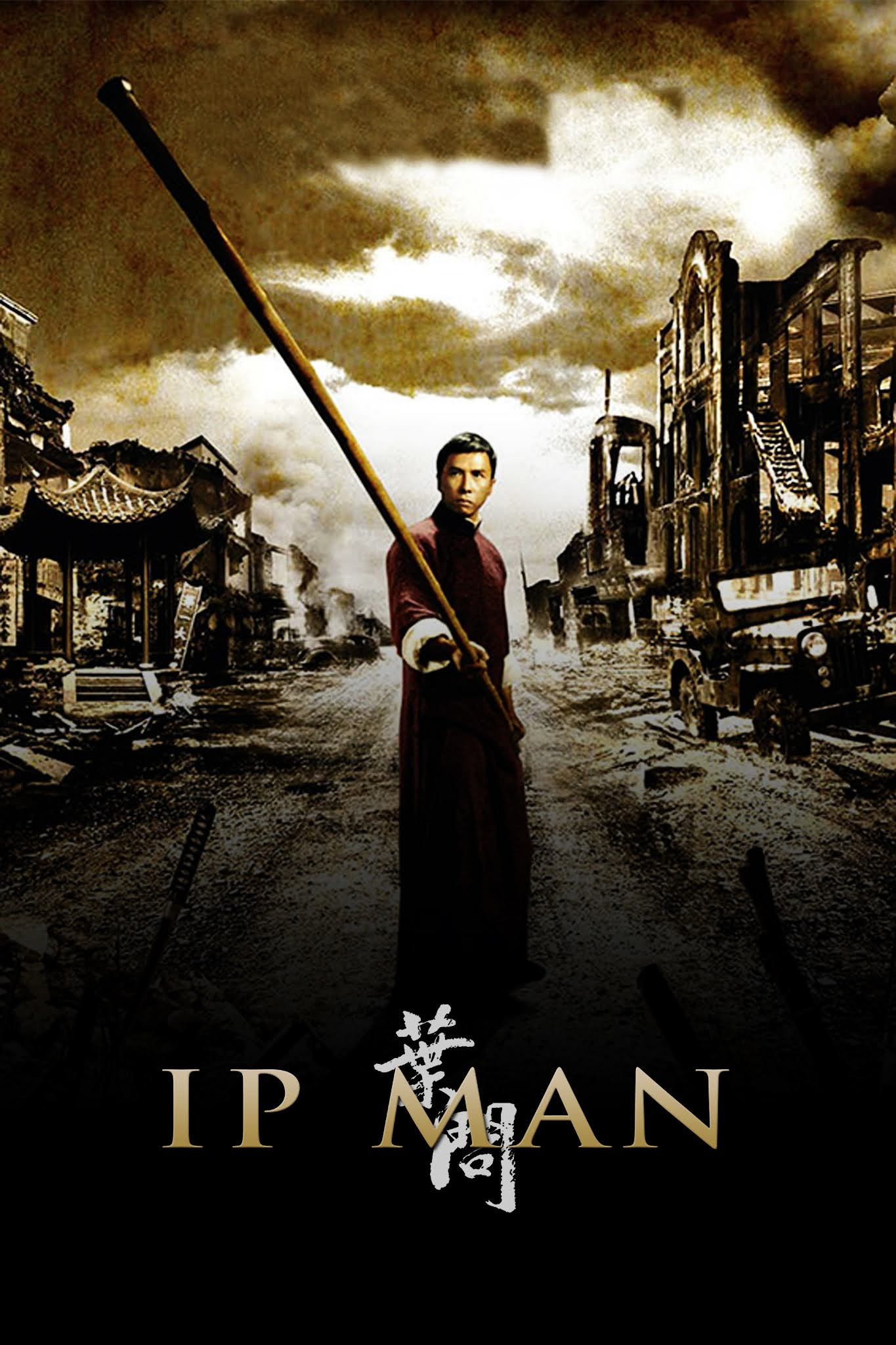 Download Ip Man 1 (2008) Full Movie in Hindi Dual Audio BluRay 480p [400MB]