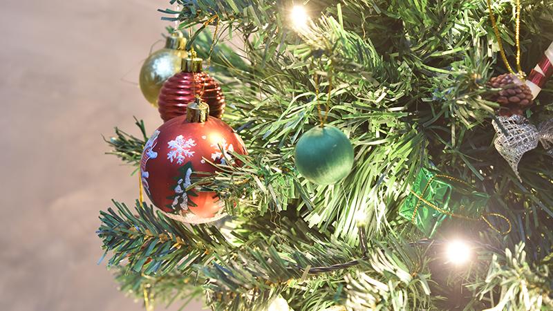 Bolinhas de Natal Amanda Hossoi