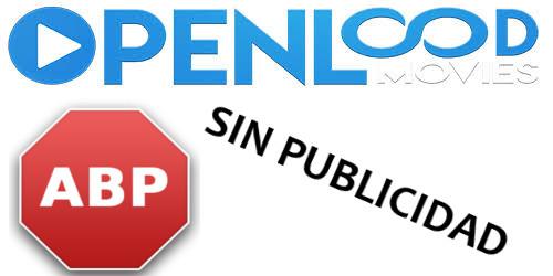 Quitar publicidad en los vídeos de Openload con AdBlock Plus